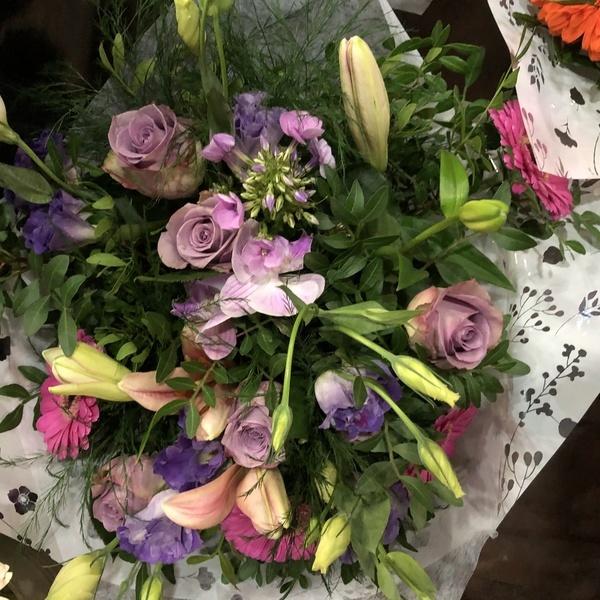bouquet n 6