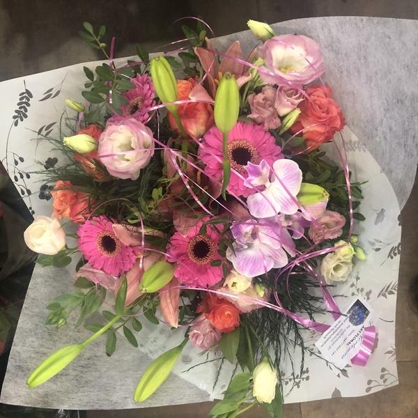 bouquet n 9